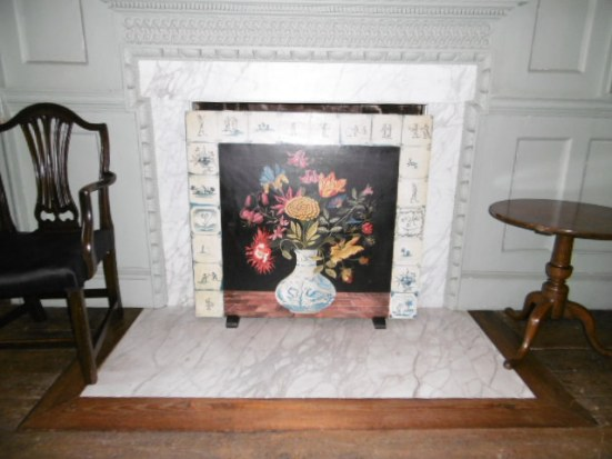 sutton ho fireplace